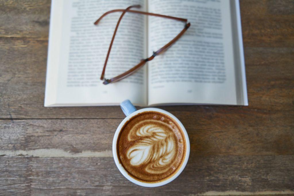 Café littéraire jeudi 29 novembre 2018 à 15h