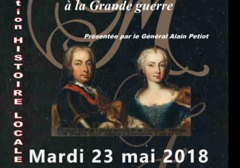 Conférence 23 mai 2018 à 20h30