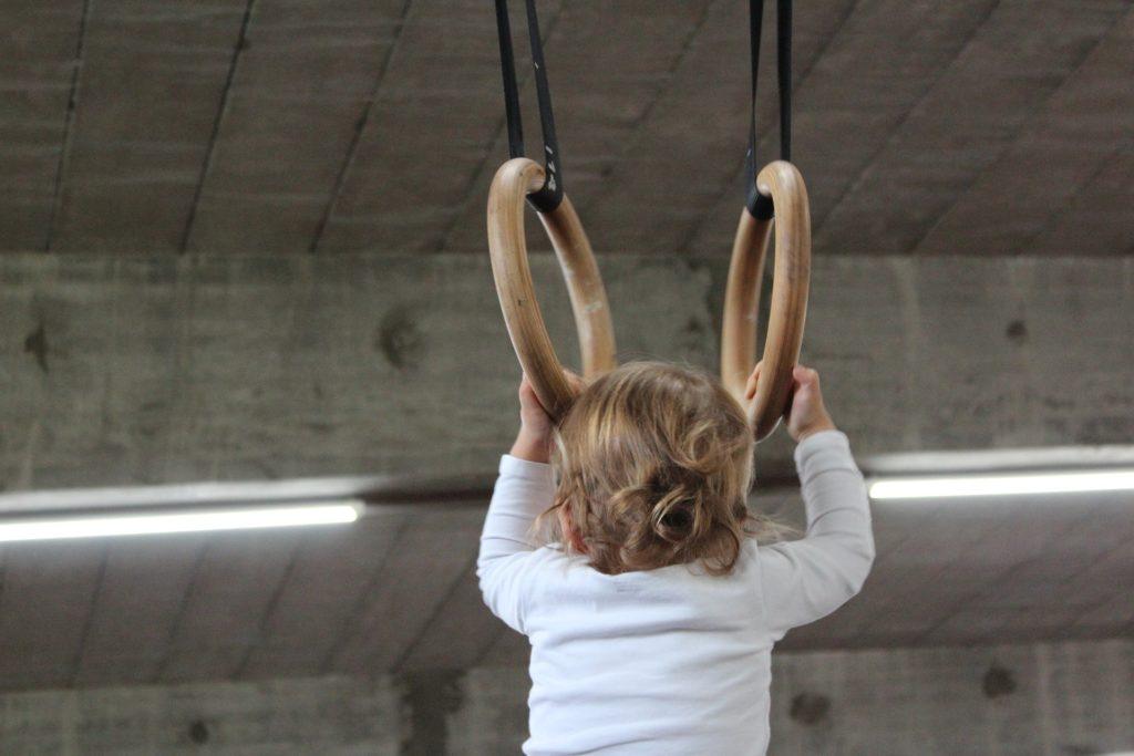Gymnastique enfants