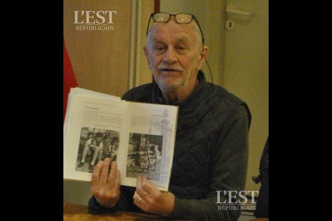 Philippe Bruant au café littéraire
