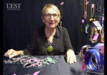 Maryline Chaky, bénévole en coulisses de la bourse aux vêtements